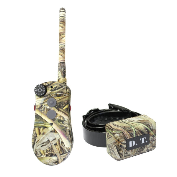 D.T. Systems The H20 1820 Camo is a completely RECHARGEABLE system,
