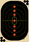 "12"" Critical Mass Target - 100 Sheets(TRG00220) - HDTARGETS"