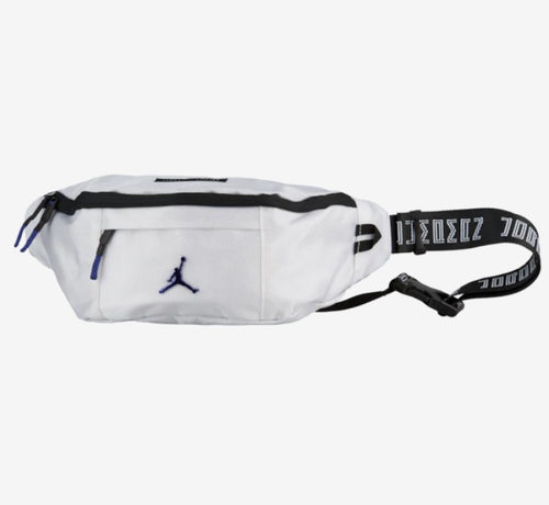 Jordan Retro 11 Crossbody Bag (White) - DistriSneaks