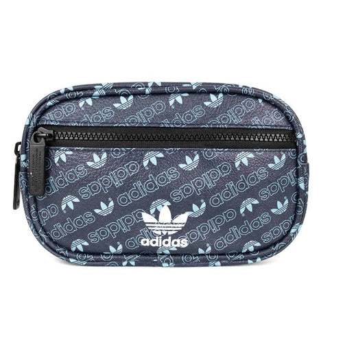 Adidas PU Leather Waist Pack (Blue Design) - DistriSneaks