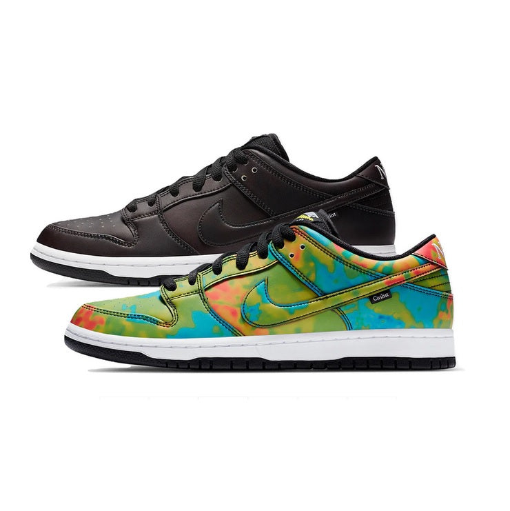 Nike Dunks Low Civilist Thermography (Preorder)