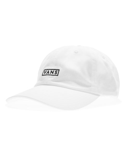 Vans Jockey Cap (White) - DistriSneaks