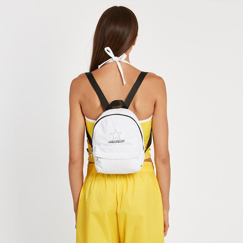 Converse MadeMe Mini Backpack (White) - DistriSneaks
