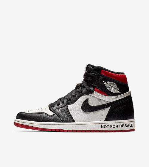 76c997b6cfb1 Nike Jordan 1  Not for Resale  Red - DistriSneaks