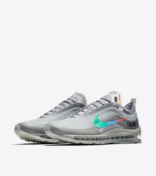 Nike x Off White Air Max 97 Menta - DistriSneaks