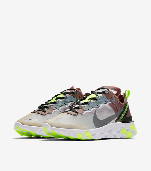 Nike React Element 87 Desert Sand - DistriSneaks