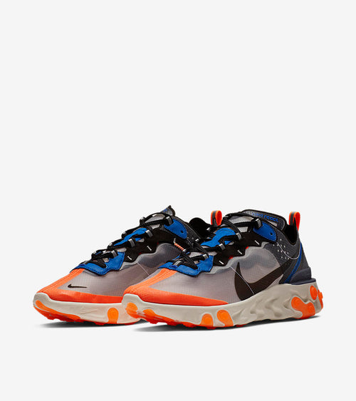Nike React Element 87 Total Orange - DistriSneaks