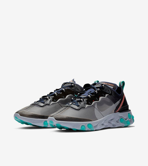 Nike React Element 87 Neptune Green - DistriSneaks