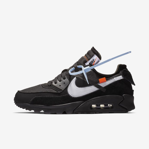 Nike x Off White Air Max 90 Black - DistriSneaks
