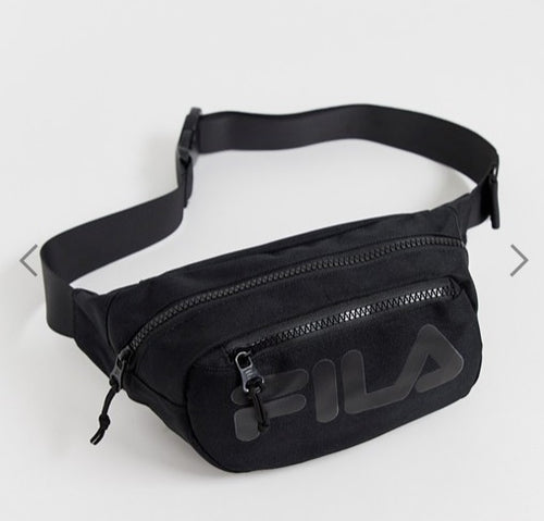 Fila Bum Bag (Tonal Black) - DistriSneaks