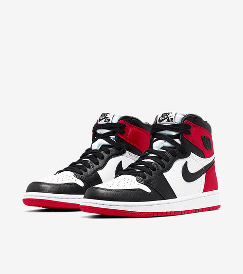 Nike Jordan 1 Satin Black Toe (W) - DistriSneaks
