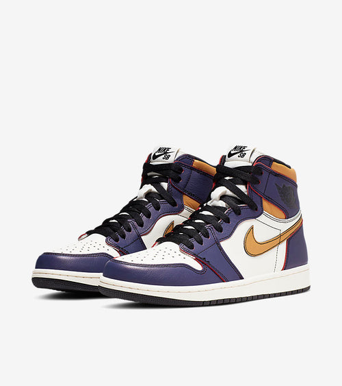 Nike Jordan 1 La to Chicago - DistriSneaks