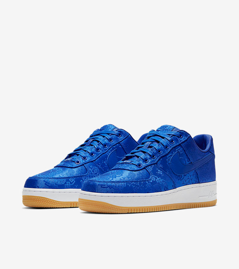 Nike Air Force 1 Clot Blue Silk - DistriSneaks