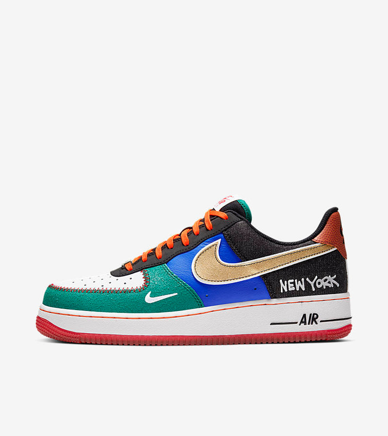 Nike Air Force 1 Low 'What the NYC' - DistriSneaks