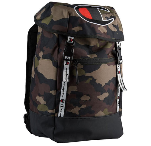 Champion Prime 600 Backpack (Green Camo) - DistriSneaks