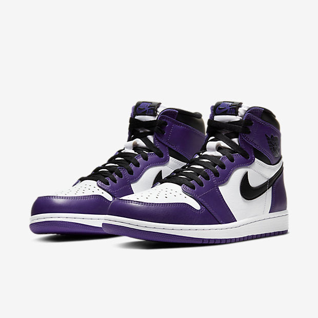 Nike Jordan 1 Court Purple 2020 (Preorder) - DistriSneaks