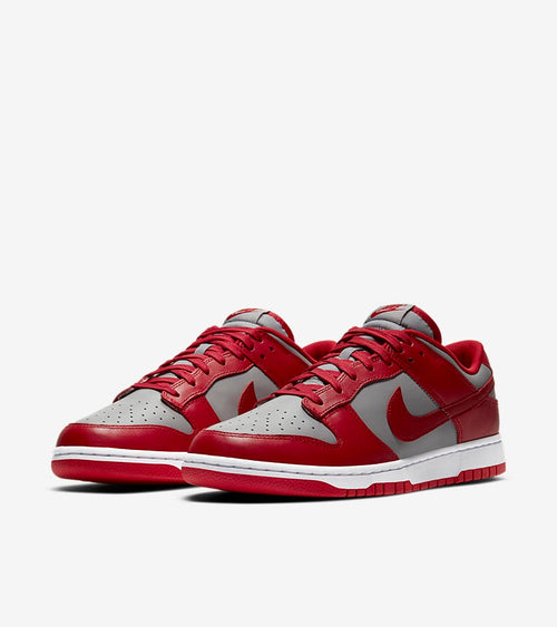 Nike Dunk Low Grey Red (Preorder)