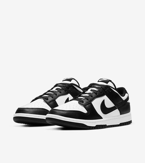 Nike Dunk Low Retro Black White (Preorder)