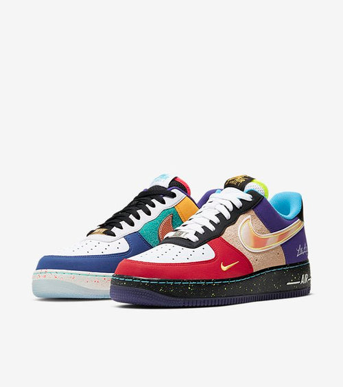 Nike Air Force 1 Low 'What the LA' - DistriSneaks