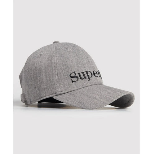 Superdry Embroidered Grey Cap