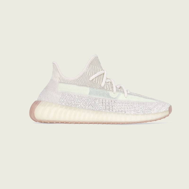 Yeezy 350 v2 Citrin (Reflective) - DistriSneaks