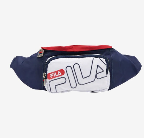 Fila Fanny Waist Pack (Blue-Red-White) - DistriSneaks