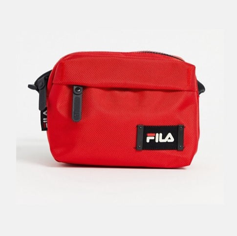 Fila Kerr Crossbody Bag (Red)