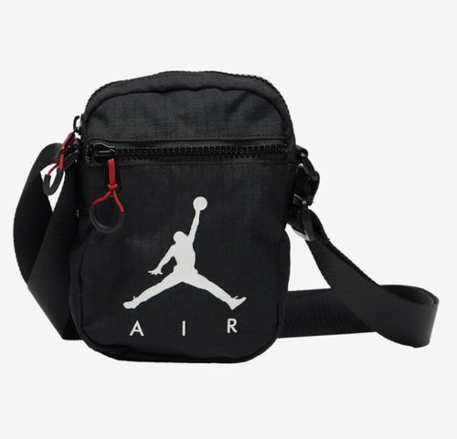 Jordan Jumpman Festival Bag (Black-White) - DistriSneaks
