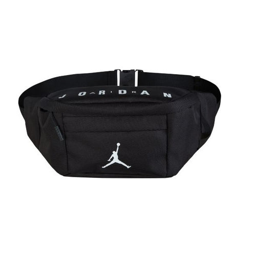 Jordan Jumpman Crossbody Bag (Black) - DistriSneaks