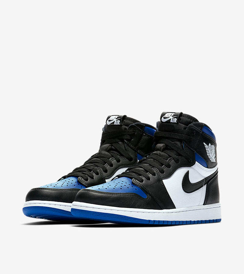 Nike Jordan 1 Blue Royal Toe 2020 (Preorder)