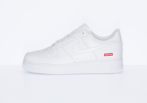 Nike x Supreme Air Force 1 White - DistriSneaks