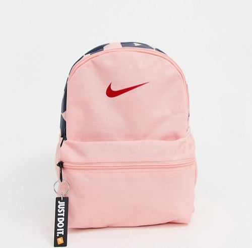 Nike Just do It Mini Backpack (Pink)