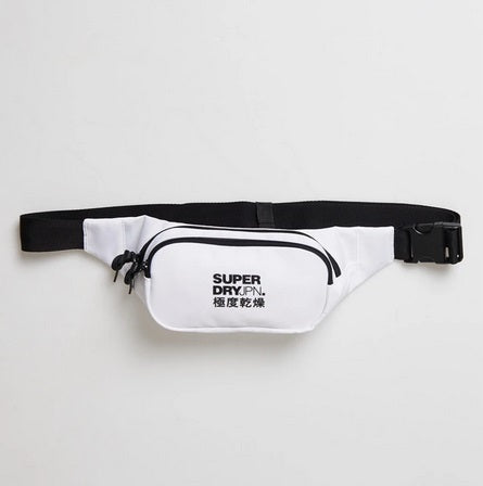 Superdry Small Bumbag (White)