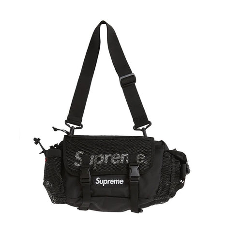 Supreme Waist Bag SS20 (Black) (Preorder) - DistriSneaks