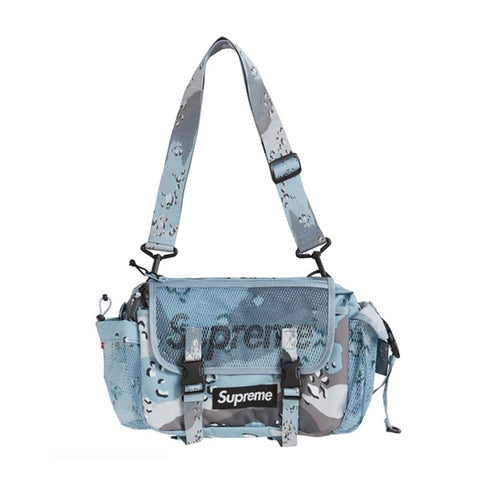 Supreme Waist Bag SS20 (Blue Camo) - DistriSneaks