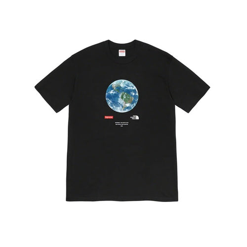 Supreme The North Face One World Tee Black SS20