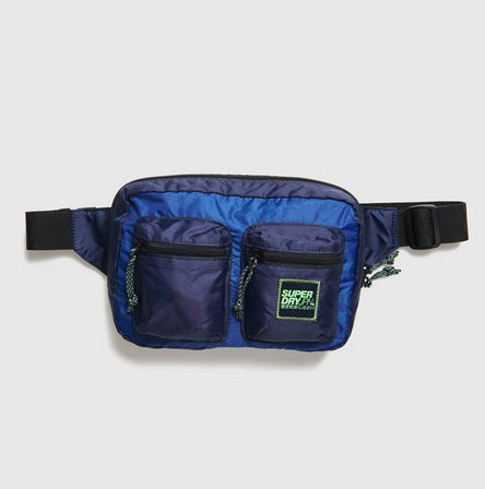 Superdry Utility Pack Blue-Green Logo