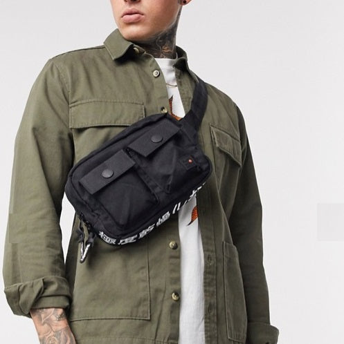 Superdry Utility Bag (Black) - DistriSneaks