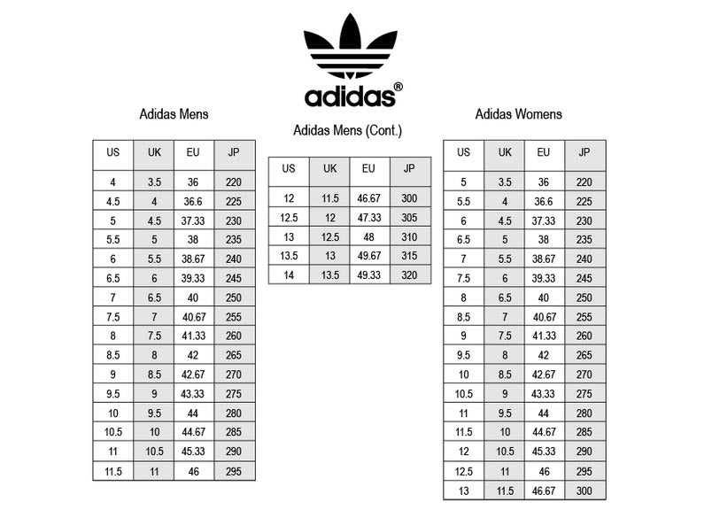 yeezy 700 sizing guide