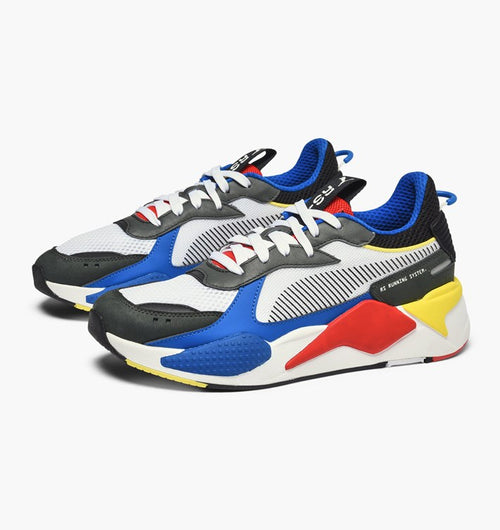 Puma RS-X Toys White Royal - DistriSneaks