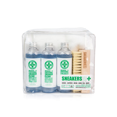 SneakersER 6 Piece Hand Luggage Security Travel Kit - DistriSneaks