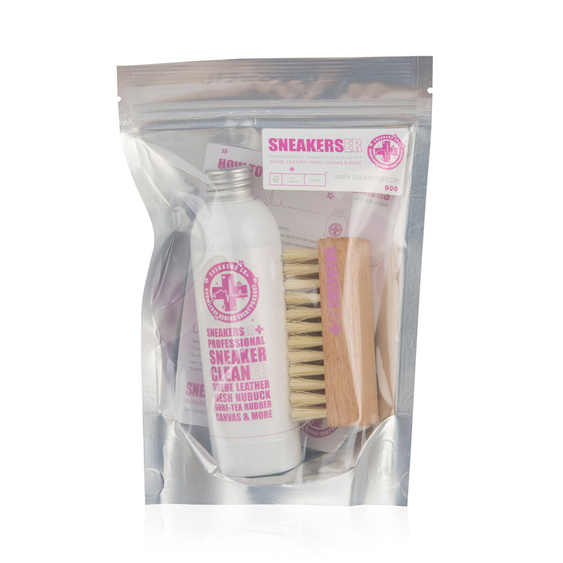 SneakersER Sakura Professional Sneaker Cleaning Kit - DistriSneaks