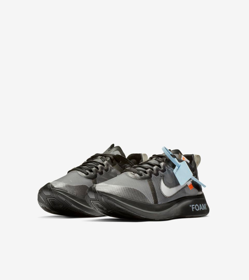 Nike x Off White Zoomfly Black - DistriSneaks