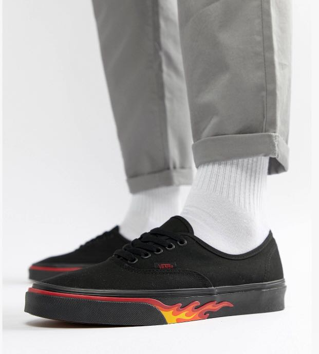 Vans Classic Authentic Flame - DistriSneaks