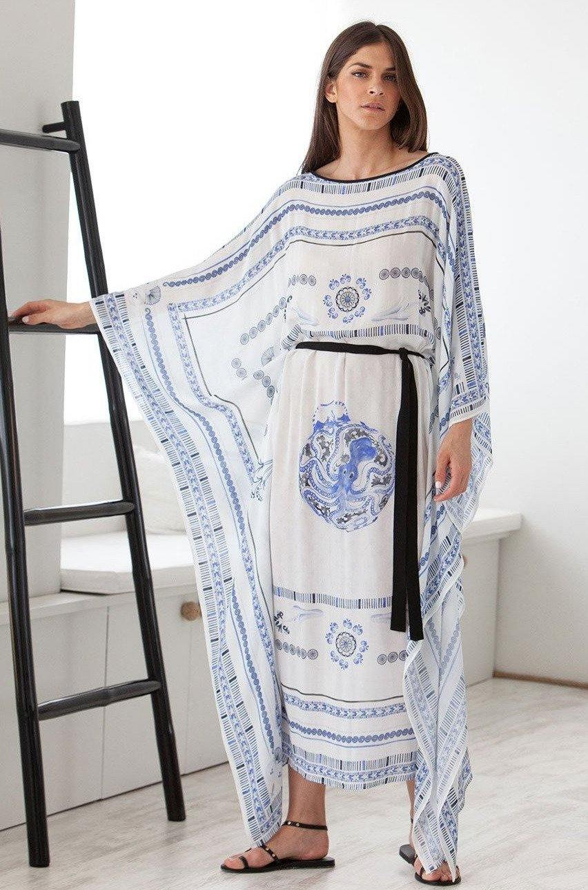 The Katharine Long Kaftan