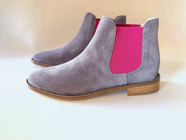 Smog Suede Boot