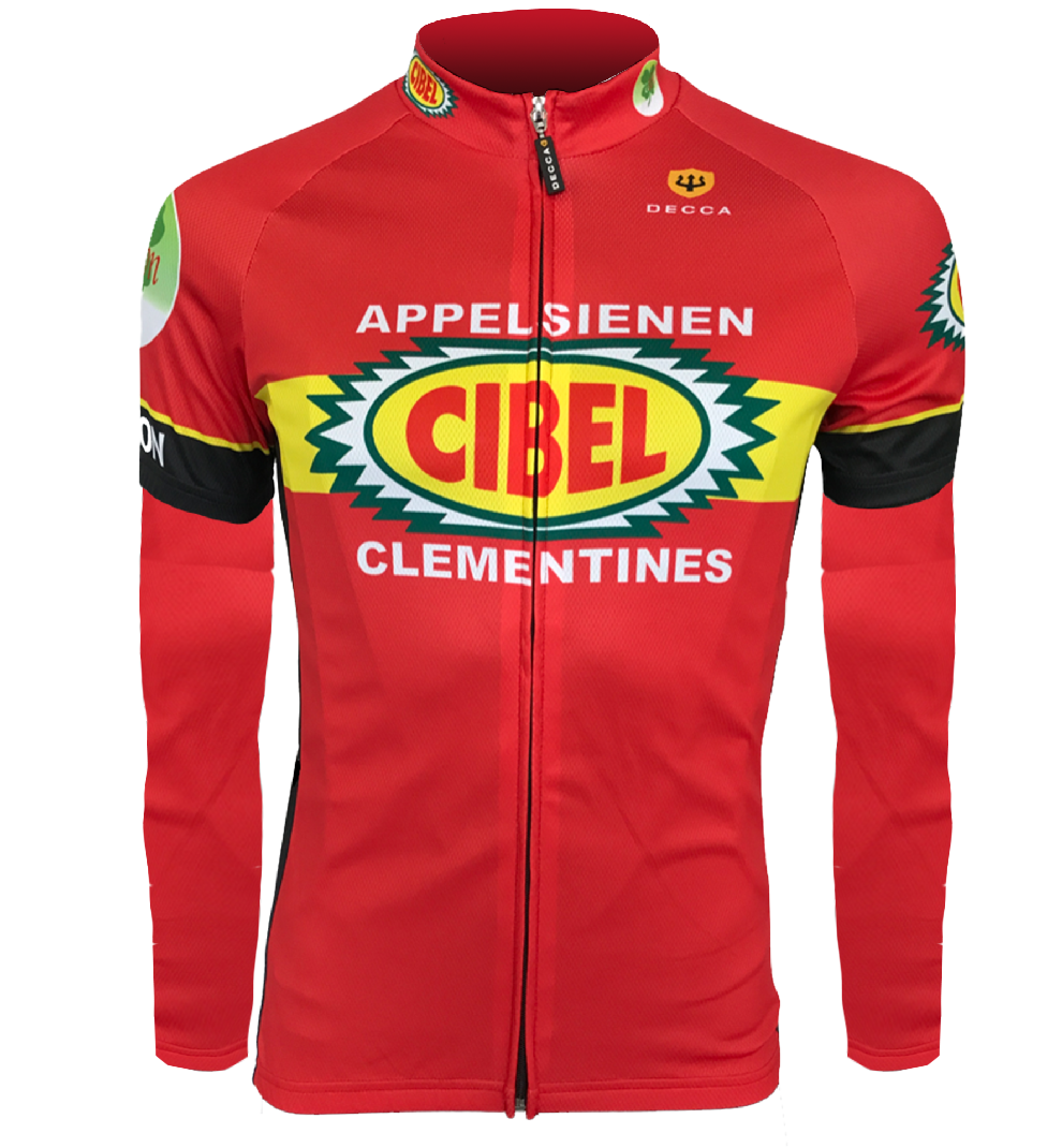 CIBEL-CEBON Team Elite Trui Lange Mouw