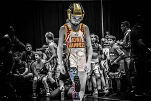 LDR Headgear's New Wrestling Headgear provides the lightest and most effective head impact protection for wrestlers.