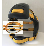 GOLD - WRESTLING EARGUARD-XP STRAPS