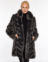 Load image into Gallery viewer, Fox Reversible Lightweight Coat